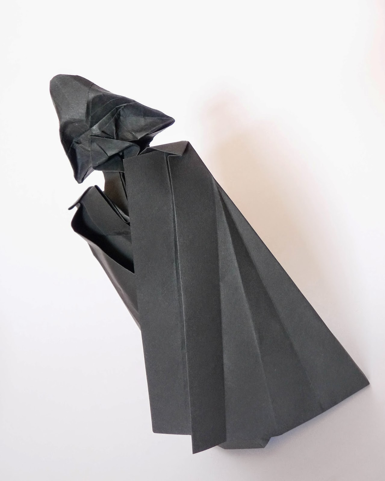 dismith origami darth vader