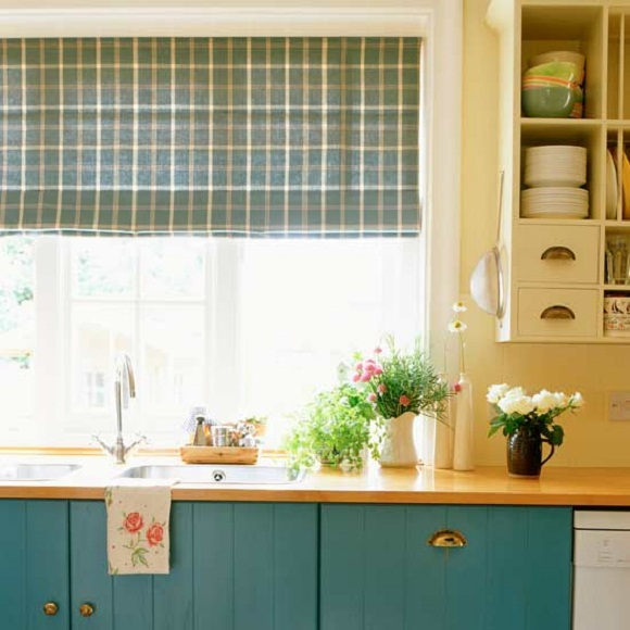 Ideas ventanas modernas for Contemporary kitchen window treatment ideas