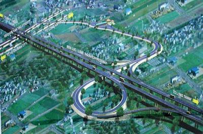 cao tốc Bến Lức – Long Thành