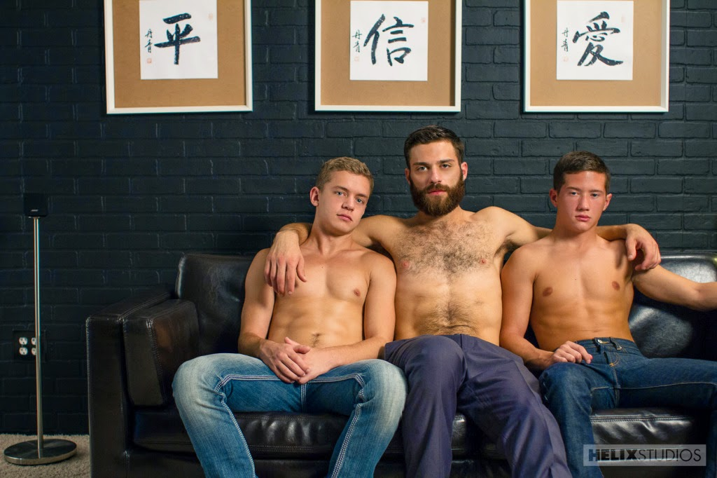 Ian Levine, Tommy Defendi & Tyler Hill