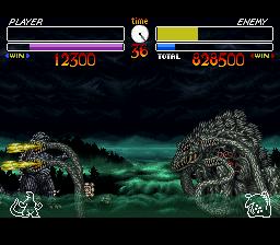 Godzilla Kaijuu Daikessen rom super famicon snes descargar gratis