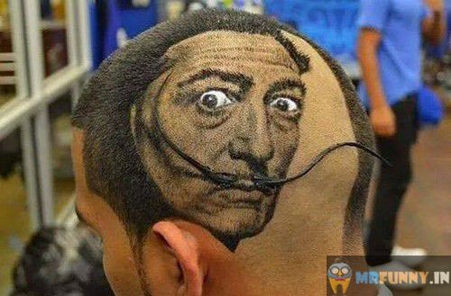 Haircuts Amazing Art – Who Wanna Try This