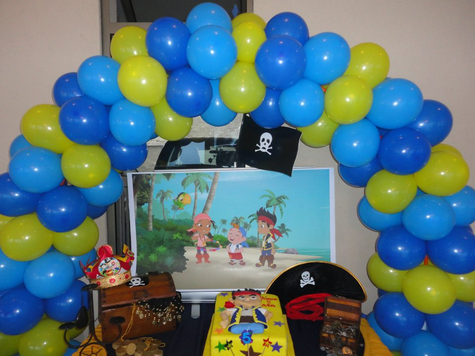 Decoraci n con globos - Decoracion para foto ...