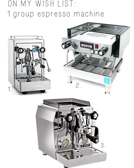 new trend, kitchen trend, espresso machines, la marzocco espresso machine, new trend kitchen espresso machines, new trends kitchen