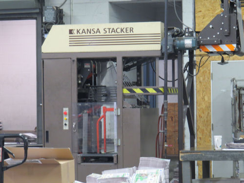 Kansa Stacker