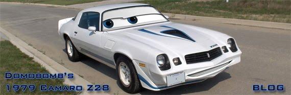 Domobomb's 1979 Camaro Z28