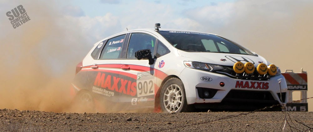 Honda Factory Racing 2015 Honda Fit