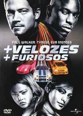 + Velozes + Furiosos - DVDRip Dual Áudio