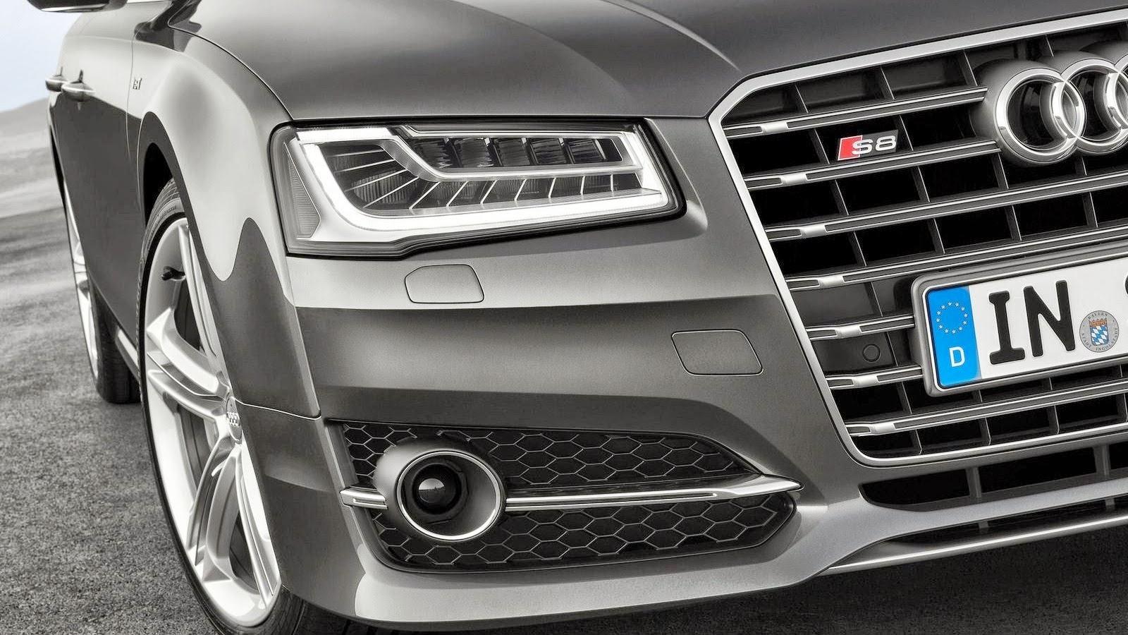 Audi A8 L PI