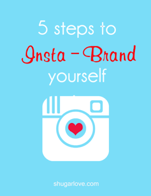 5 steps to rebrand your instagram and gain more followers | Sarah Smirks | ShuGar Love Blog