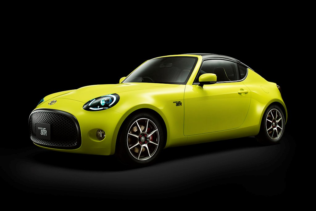 The Toyota S-FR is Probably Not a Miata, But Could Be Fun