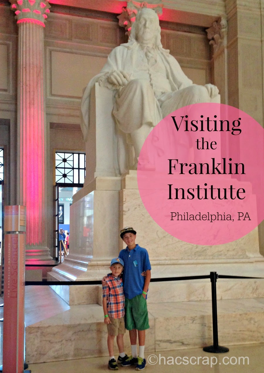 Franklin Hall at the Franklin Institute Philadelphia, PA