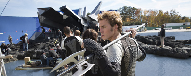 4 More BTS Stills Catching Fire Stills Released By Lionsgate