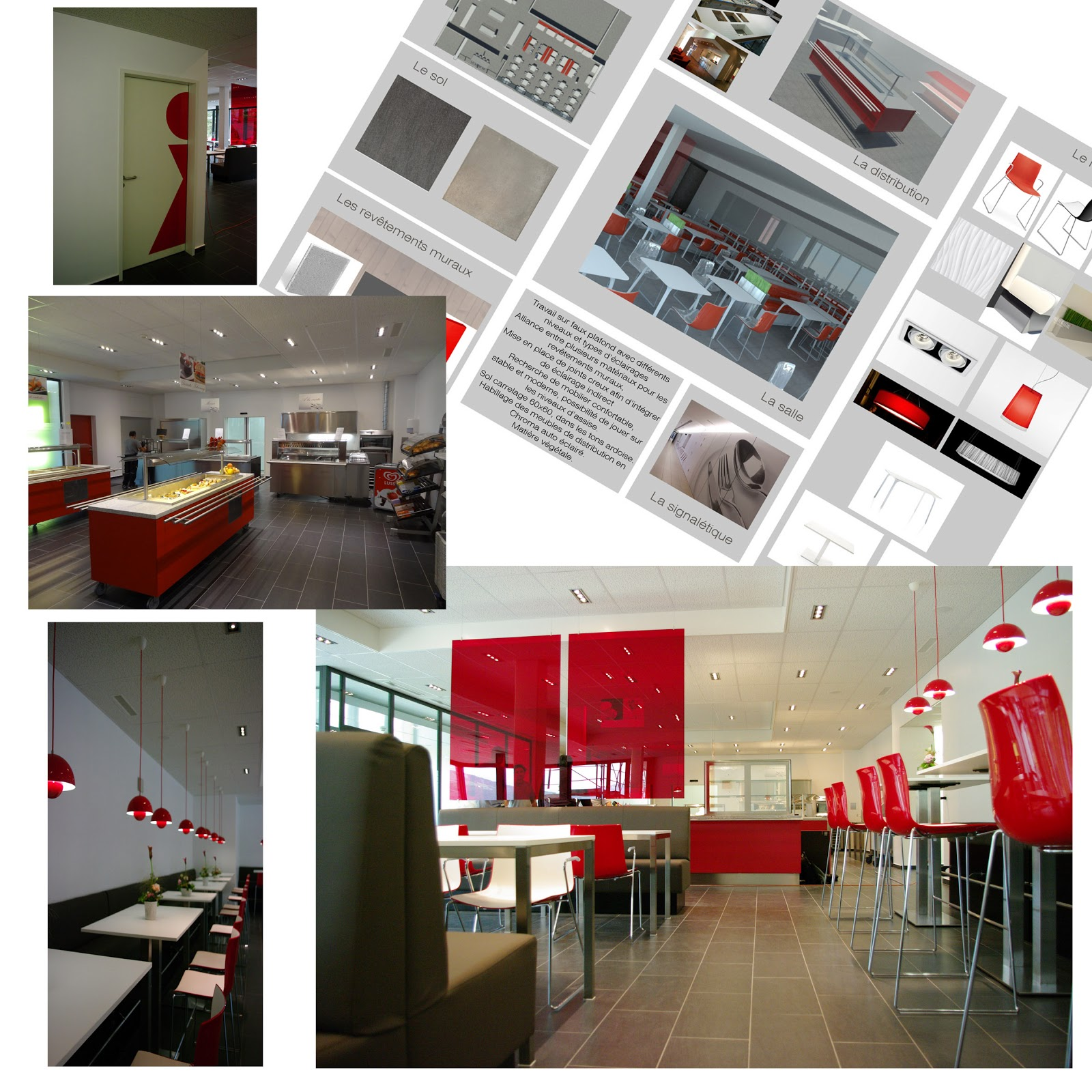 Laure marcon architecte d int rieur conception for Architecte interieur restaurant