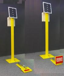 Solar Parking Demo