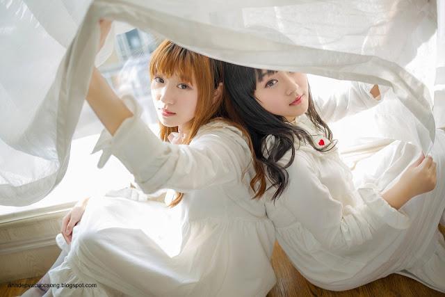 Hai chị em xinh như thiên thần 5