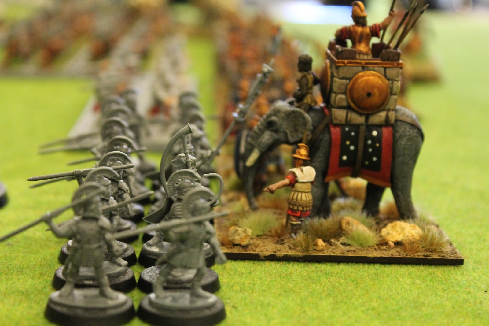 hail caesar army lists pdf