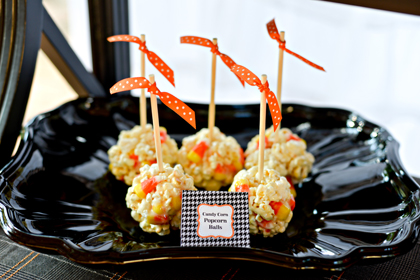 Halloween Snacks for Party