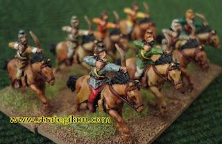 Skythian cavalry