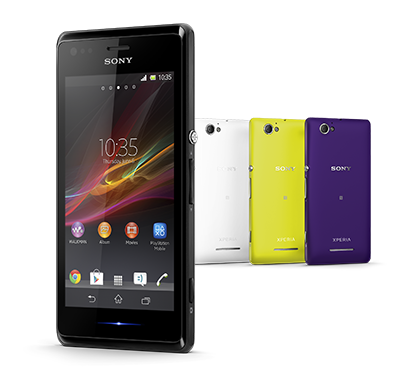 SONY XPERIA M FULL SPECIFICATIONS