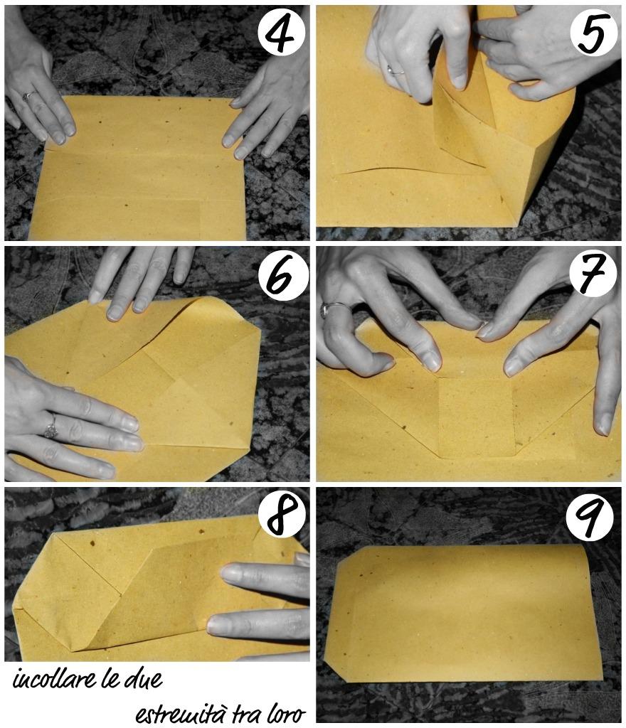 spesso Coma fare sacchetti di carta | L'Officina di El'ò IY89