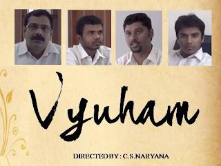 Vyuham Telugu Short Film Poster