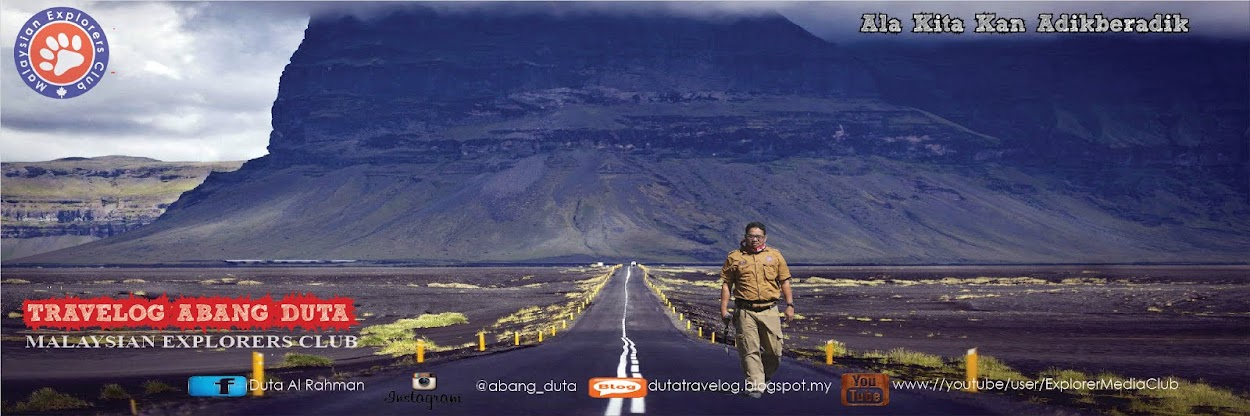 TRAVELOG ABANG DUTA