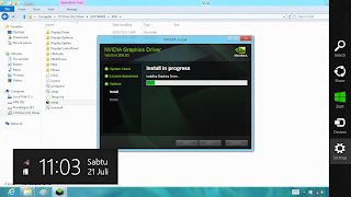 Cara Install Driver Windows 7 ke Windows 8
