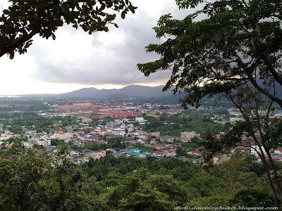 Rang Hill, Phuket, Thailand