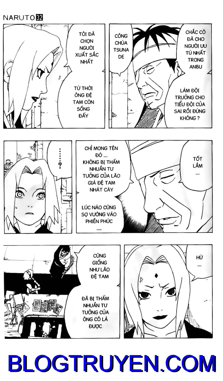 Naruto chap 285 Trang 19 - Mangak.info