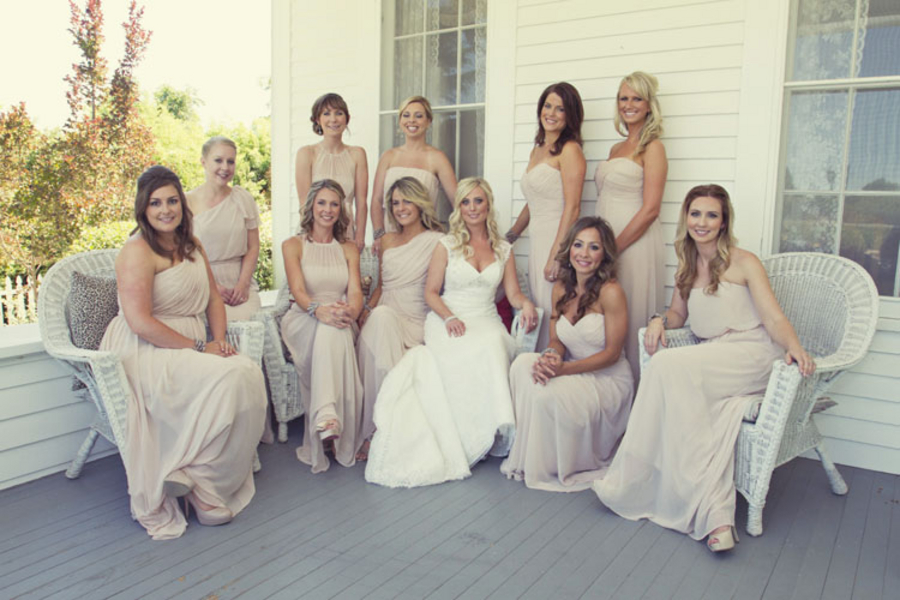 Savvy deets bridal real weddings melissa kevin 39 s for Wedding dresses northern california