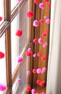 Ideas para Decorar Interiores con Pompones