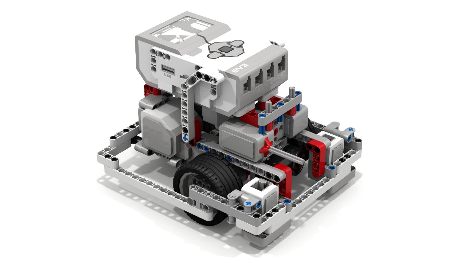 vance panthers first lego league robot design