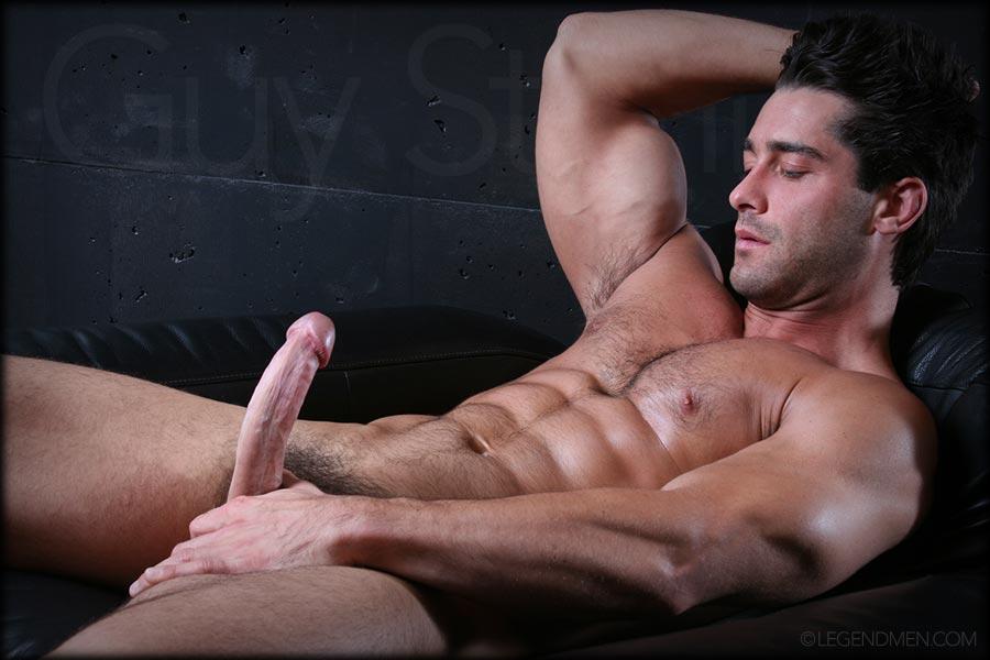 Guy Sterling Naked