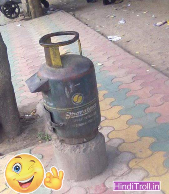 Funny Indian Post Box Desi Jugaad