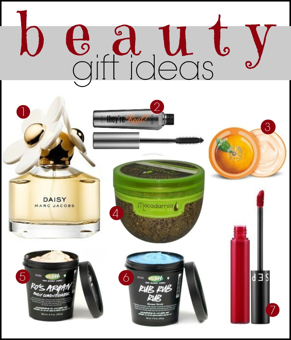 A Peachy Keen Blog: Beauty Gift Ideas for Her