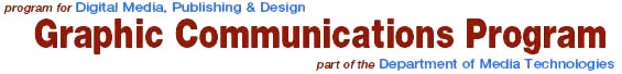 CSN  Graphic Communications Program