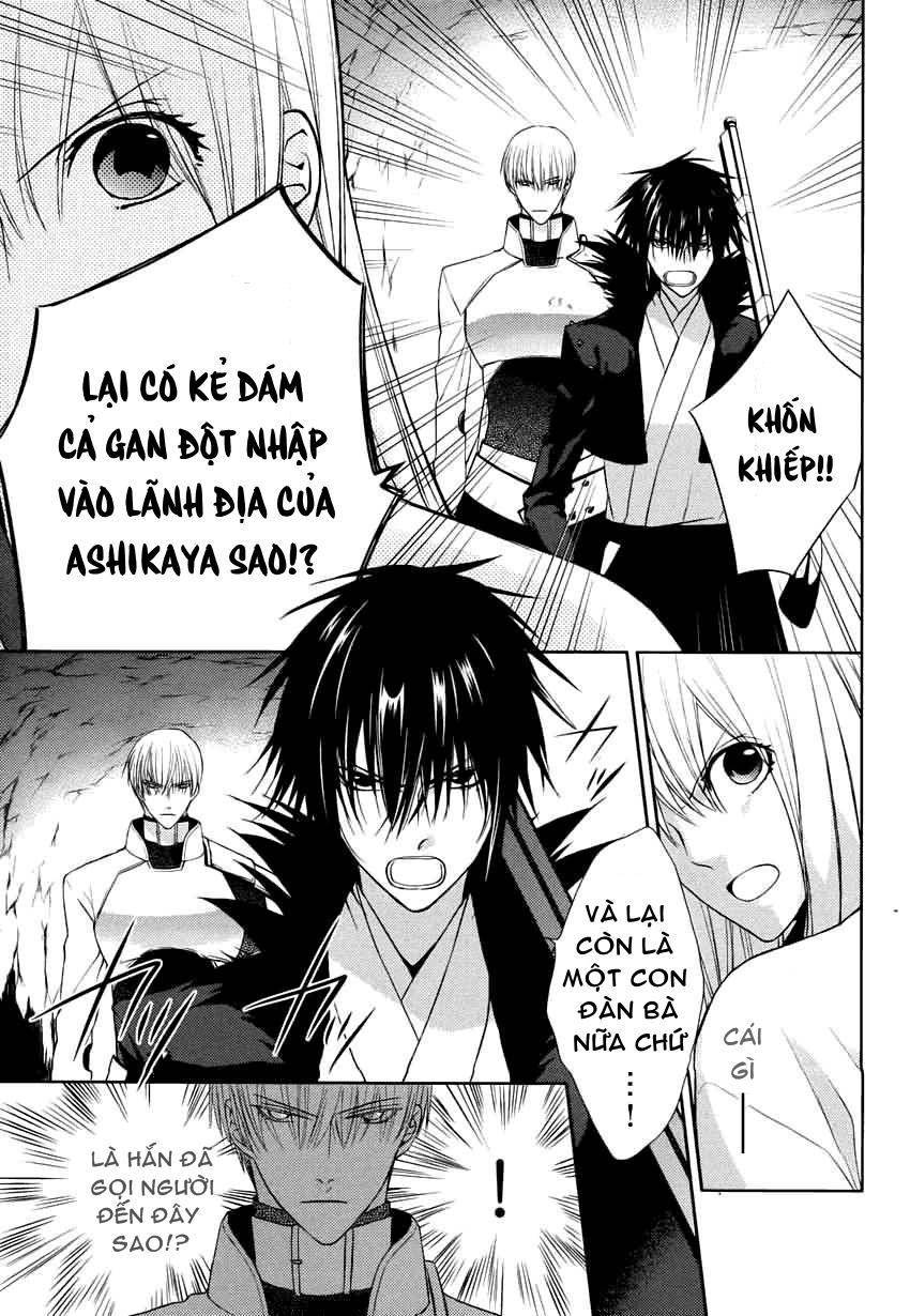 Sengoku Blood - Bara no Keiyaku: Chapter 12
