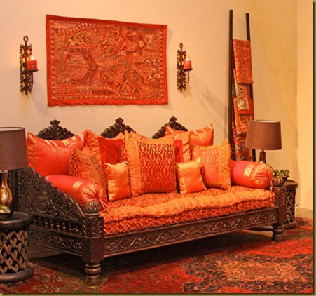 Indian home decorating ideas pplump for Ethnic home decor