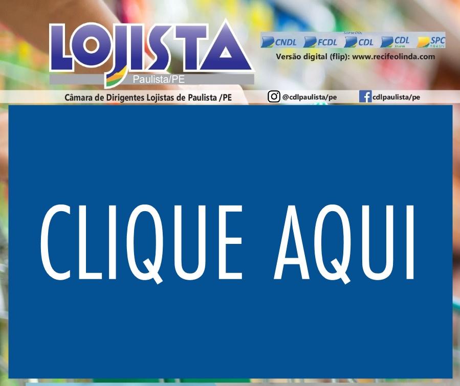 JORNAL LOJISTA CDL - PAULISTA/PE