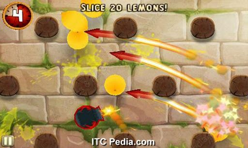 Fruit Ninja: Puss in Boots v1.1.4 - ANDROID