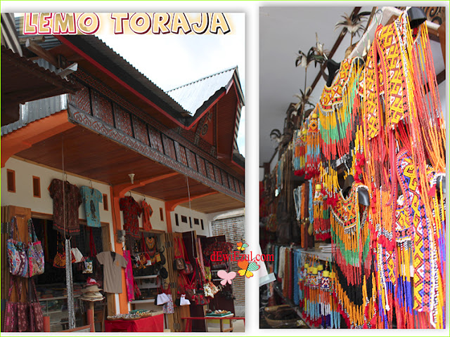 shopping di toraja
