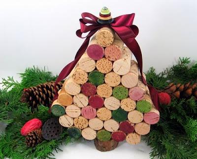 Imagens de Decoração Artesanal de Natal