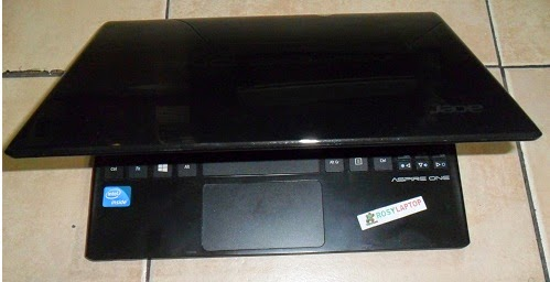 Acer Aspire One 756 Black