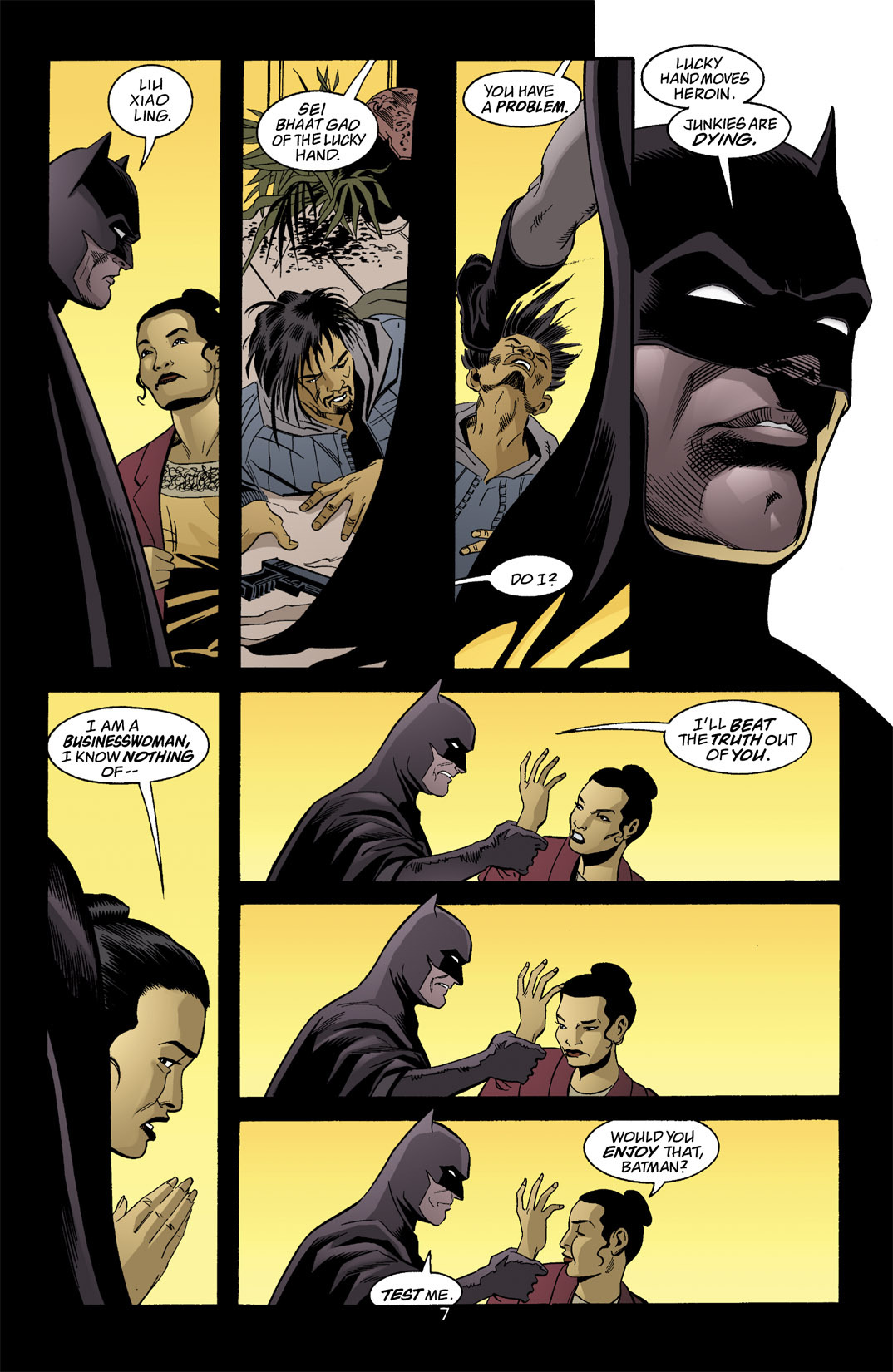 Detective Comics (1937) Issue #769 Page 8