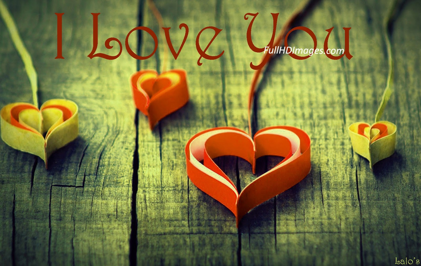 Most Beautiful I Love You Images HD for FB Cover