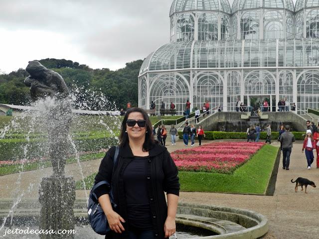Jardim botânico Curitiba
