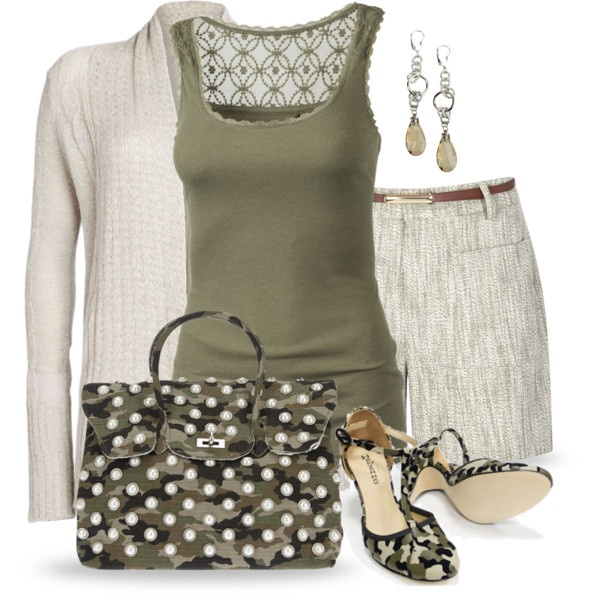 Fashionable Women Outfits Summer 2013