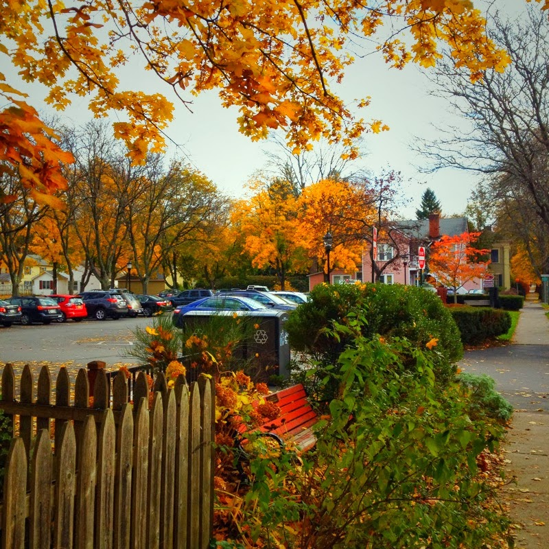 Rhinebeck in Autumn