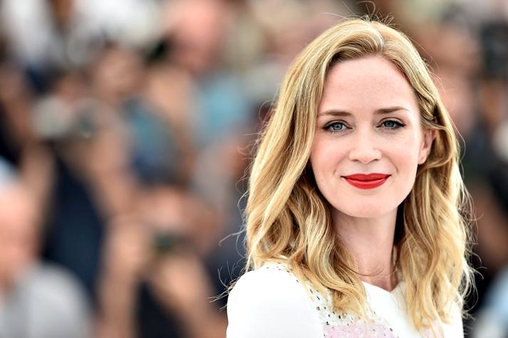 Emily Blunt en Cannes